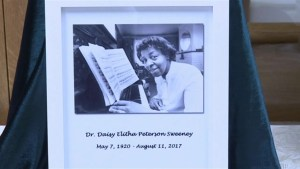 Montreal remembers Daisy Sweeney